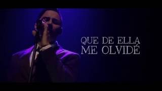 El Villano - Amigo Si La Ves Ft Amapola (lyric video)