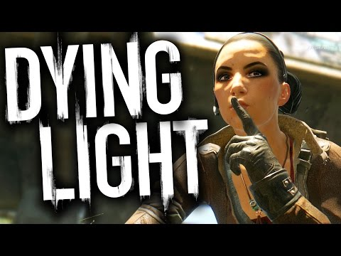 SHHHH ZOMBIES ARE COMING! (Dying Light Funny Moments)