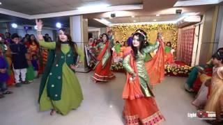 Holud Dance - Dholna Anatra & Shuvo's Holud by Light Room Wedding