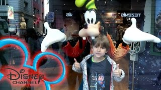 Disney Toys Shopping Store - Place for Cool Kids - Family Fun Trip