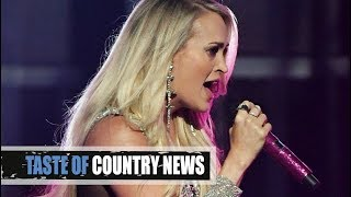 Carrie Underwood's ACM Performance Left Us Crying Ugly