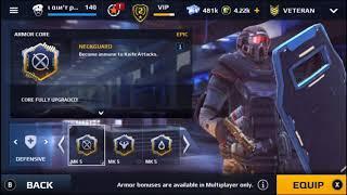 MC5 - KOMMANDER FIRST GAMEPLAY ( UPDATE XVIII )