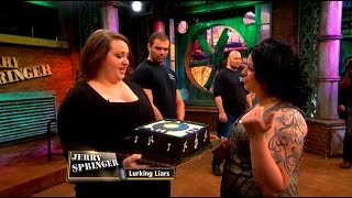 Defending My Man! (The Jerry Springer Show)