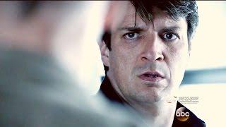 """Castle 8x22  LokSat Identity Revealed to Castle """"Crossfire"""" Series Finale"""