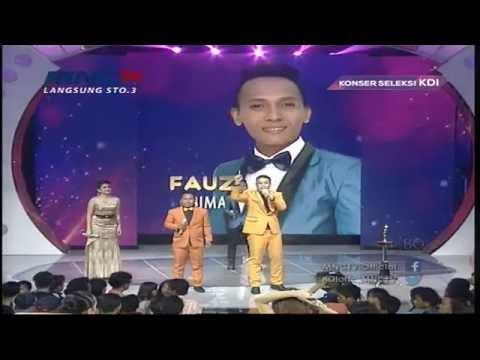"""Fauzi """" Pelaminan Kelabu """" Bima - Konser Seleksi KDI 2015 (303)"""