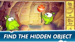 Find The Hidden Object Ep.29 - Om Nom Stories: The Stone Age