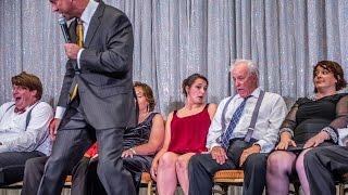 Best Stage Hypnotist Gets Naked!