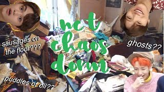 nct: tales of a disaster dorm