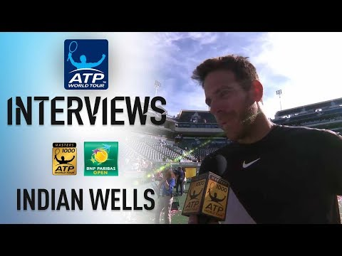 Xxx Mp4 Del Potro On Outlasting Federer To Lift Indian Wells Title 2018 3gp Sex