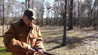 Shooting the Browning SA .22 Grade I