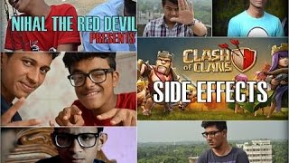 Side Effects Of Clash Of Clans