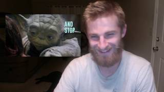 """""""SEAGULLS! (Stop It Now)"""" -- A Bad Lip Reading of The Empire Strikes Back (REACTION)"""