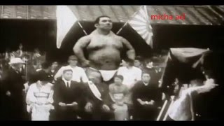 Actual Footage Of REAL Giant In Japan Put In Movie To DISCREDIT Truth.