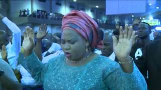 Bishop Oyedepo @ Special Miracle (First) Service January 22, 2017
