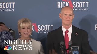 Race To Recount Votes In Florida   NBC Nightly News