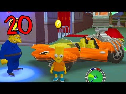 Xxx Mp4 Jahova Plays The Simpsons Hit Amp Run Episode 20 Bart Simpson THIS CAR IS INSANE 3gp Sex