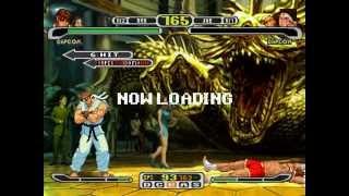 PSX Longplay [110] Capcom vs SNK - Millennium Fight 2000 Pro