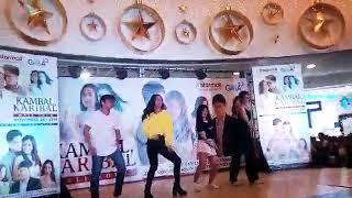 Kyline Alcantara and Pauline Mendoza Dance FettyWap(SJDB)