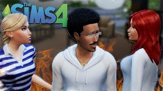 EDMOND'S A PLAYER?! | The Sims 4 | Lets Play - Part 3