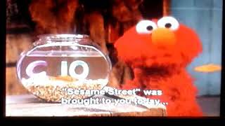 Closing to Sesame Street Elmo's World: The Street We Live On 2004 DVD