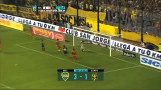 Todos los goles. Fecha 1 - Torneo Primera División 2015.Fútbol Para Todos