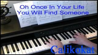 Heaven - Bryan Adams - Piano