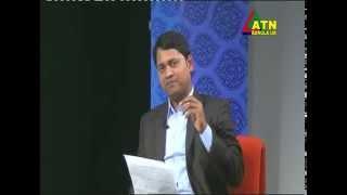 Monir uddin's programma on ATN Bangla UK with the Chairman of Aisha Welfare Trust Part 1