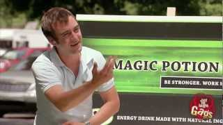 Magic Potion For Super Strength Prank