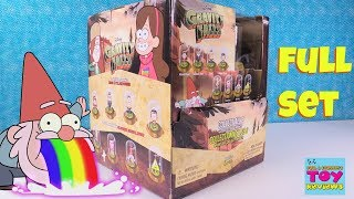 Disney Gravity Falls Original Minis Domez Blind Bag Collectible Minis Toy Review   PSToyReviews