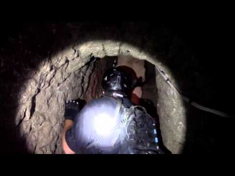 Police shut drugs super tunnel between Mexico and US
