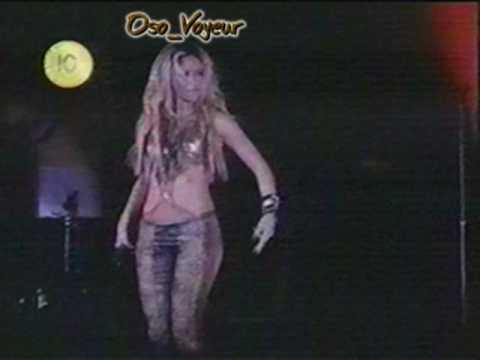 Shakira Moviendolo