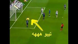 هدف ياسين براهيمي الرائع اليوم ضد نادي موناكو دوري ابطال اوروبا 06/12/2017 HD