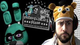Parodia de Five Nights at Freddy's | Cinco Noches con 39 | Link de Descarga |