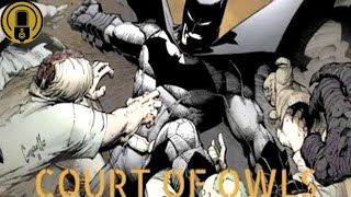 Batman | Court of Owls (New 52 Audio Comic Film)