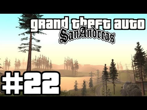 GTA San Andreas Walkthrough En Uzun ve En Boş Bölüm Bölüm 22