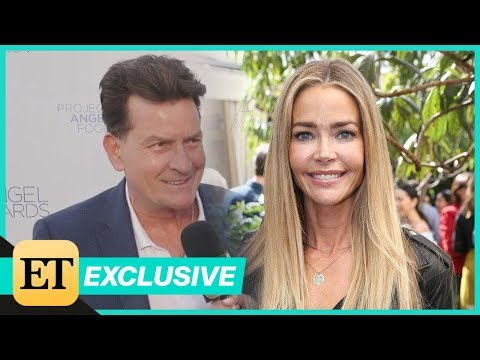 Xxx Mp4 Charlie Sheen On Ex Wife Denise Richards Joining The Real Housewives Of Beverly Hills Exclusiv… 3gp Sex