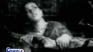 Ziddi (1948) Chanda re jaa re jaa re_Lata Part II - Dev Anand's First Hit - Kishore Kumar 1st Song
