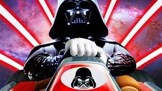 SUPER STAR WARS KART ! (Disney Infinity 3.0)