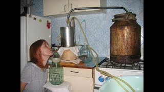 Как самому сделать аламбик своими руками на 60 литров 90