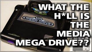 The Mystery of the Media Mega Drive | Nostalgia Nerd