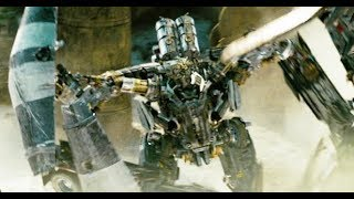 Transformers R.o.T.F all Mixmaster scenes