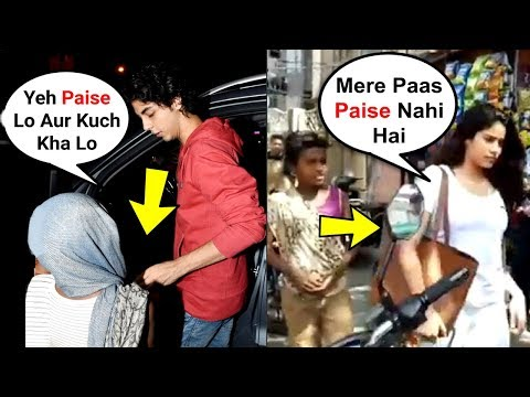 Xxx Mp4 What Bollywood Star Kids Do When BEGGARS Ask For Money Aryan Khan Jhanvi Kapoor Sara Ali Khan 3gp Sex