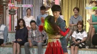 رقص شرقي من فتاة كوريا ولا احلى