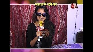 Dayout With Ashi Singh aka Naina of Yeh Un Dino Ki Baat Hai