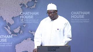 Shaping The Gambia