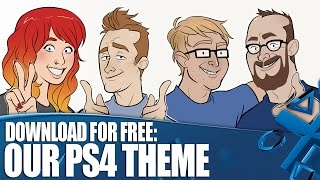 PlayStation Access PS4 Theme: Download It For Free!