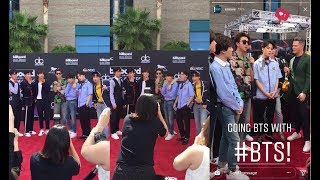 BTS owning Billboard Red Carpet 2018! (Y'all gon cry)
