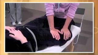 Table Thai Massage Techniques - Hip/Quad Opening
