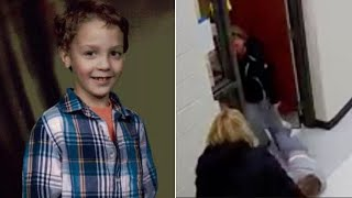 Video Shows Teachers Dragging 7-Year-Old Boy With Autism Across Floor