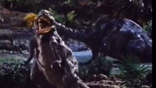Attack of the Super Monsters - Hypnotic tyrannosaur ruins hunting trip